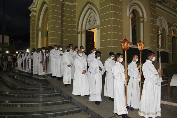 Missa Exequial de Dom José Heleno em Caratinga
