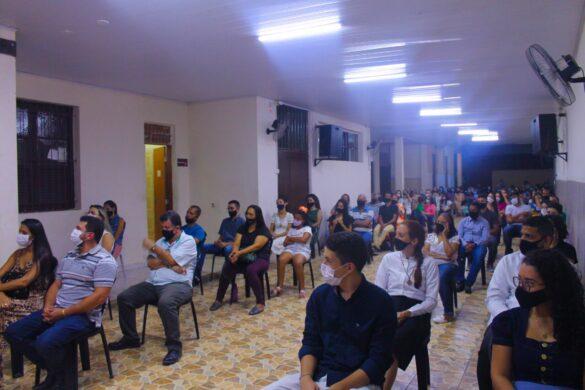 Comunidade Ágape celebra a Festa de seu Padroeiro