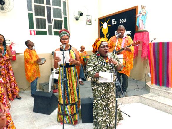 Ana Afro vive em nossos corações!