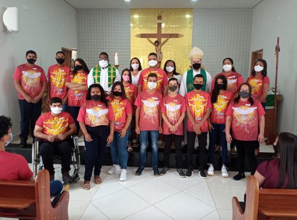 Crisma na Comunidade São Sebastião do Naquinho