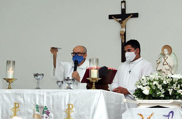 Comunidade de São Gabriel celebra os seu Padroeiro