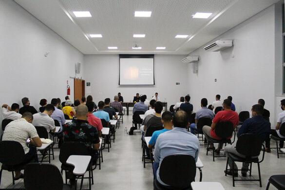 Seminário sobre Ética do Poder na Sociedade Secularizada
