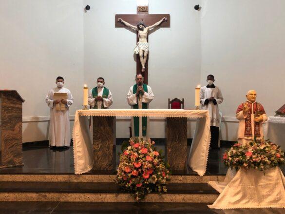 Missa pela Família na Paróquia da Vila dos Montes
